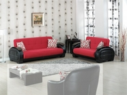 Empire Berlin Leather Sofa Set