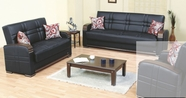 Empire BRONX Leather Sofa Set