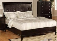 Espresso Finish Queen Bed - Acme 14300Q