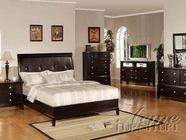 Espresso Finish Queen Bedroom Set - Acme 14300Q-04-05