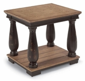 Flexsteel 6642-01 END TABLE