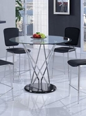 Global D1071Bt Bar Table
