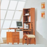 Global Furniture EMILY-KIDS-CH-KSD Emily-Kids-Ch Cherry Kids Study Desk