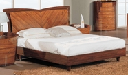 Global Furniture NEW-YORK-QB New York Kokuten Queen Bed