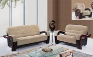 Global Furniture U992-CHAMP FROTH-S+L+C Champion Froth Sofa And Loveseat And Chair