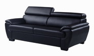 Global U4571-BL-S Sofa