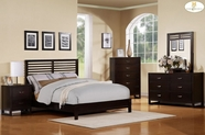 Home Elegance 1348DC-1-5-6 Bedroom Set