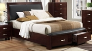 Home Elegance 1737KNC-1EK Eastern King Bed