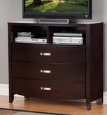 Home Elegance 1737NC-11 TV CHEST