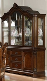 Home Elegance 1749-50-55 BUFFET AND HUTCH