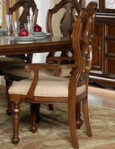 Home Elegance 1749A ARM CHAIR