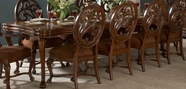Home Elegance 2105-116 LEG DINING TABLE