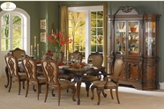 Home Elegance 2106-112-2016A Dining Set