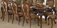 Home Elegance 2106-112 LEG DINING TABLE