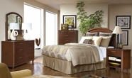 Home Elegance 2111-1-5-6 Bedroom Set