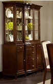 Home Elegance 2125-50 BUFFET AND HUTCH