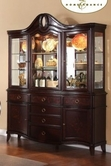 Home Elegance 2127-50-55 BUFFET AND HUTCH