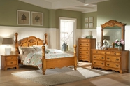 Home Elegance 2139-1Q-5-6 Bedroom Set