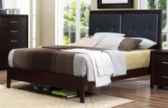Home Elegance 2145-1-2-3 Queen Bed