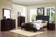 Home Elegance 2145-1Q-5-6 Bedroom Set