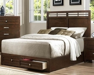 Home Elegance 2158-1-2-3 Queen Bed