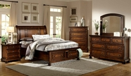 Home Elegance 2159-1Q-5-6 Bedroom Set