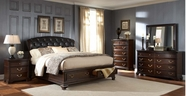 Home Elegance 2166-1-5-6 Bedroom Set