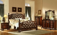 Home Elegance 2168-1Q-5-6 Bedroom Set
