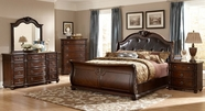 Home Elegance 2169SL-1Q-5-6 Bedroom Set