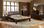 Home Elegance 2205-1Q-5-6 Bedroom Set