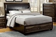 Home Elegance 2209K-1-2-3EK Eastern King Bed