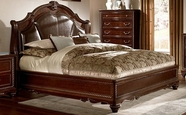 Home Elegance 2214-1-2-3 Queen Bed