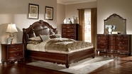 Home Elegance 2214-1Q-5-6 Bedroom Set