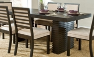 Home Elegance 2455DC-78-B DINING TABLE