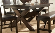 Home Elegance 2499DC-90-B DINING TABLE