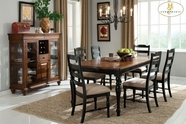 Home Elegance 2517-84-2517S Dining Set
