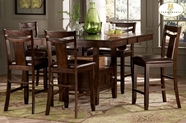 Home Elegance 2524-36-B-24 Counter Height Dining Set