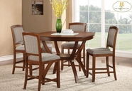 Home Elegance 2525-36-24 Counter Height Dining Set