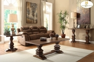 Home Elegance 2526-30-04 Occasional Table Set