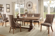 Home Elegance 2526-96-B-2526S Dining Set