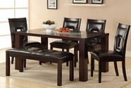 Home Elegance 2528-64-G-L-2528S Dining Set