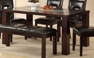 Home Elegance 2528-64-G-L DINING TABLE