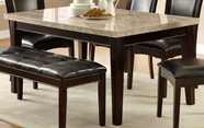 Home Elegance 2529-64 DINING TABLE