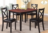 Home Elegance 2536 5PC PACK DINETTE SET