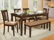 Home Elegance 2538-60-2538S Dining Set