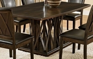 Home Elegance 2539-B DINING TABLE