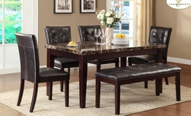 Home Elegance 2544-64-2544S Dining Set