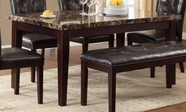 Home Elegance 2544-64 DINING TABLE
