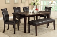 Home Elegance 2545-68-2545S Dining Set