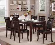 Home Elegance 2547-72-2547S Dining Set